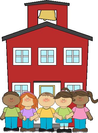 Building clipart pre school  Presentation of School Grade