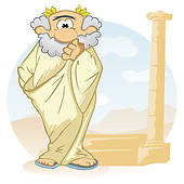 Philosophy clipart greek Free · Art Always Cartoon