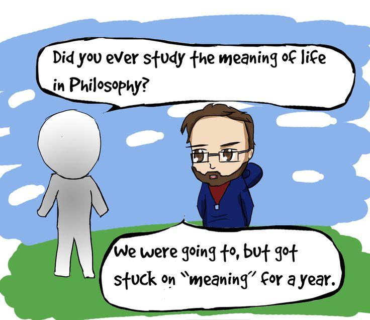Philosophy clipart life Pinterest Philosophy on 186 Humor