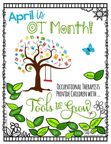 Philosophy clipart occupational therapy (OT) Month!! Pinterest is and