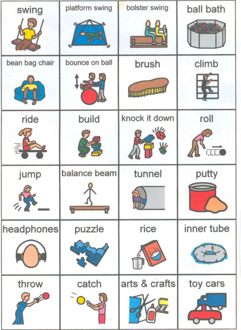 Philosophy clipart occupational therapy Integration picture therapy picture occupational