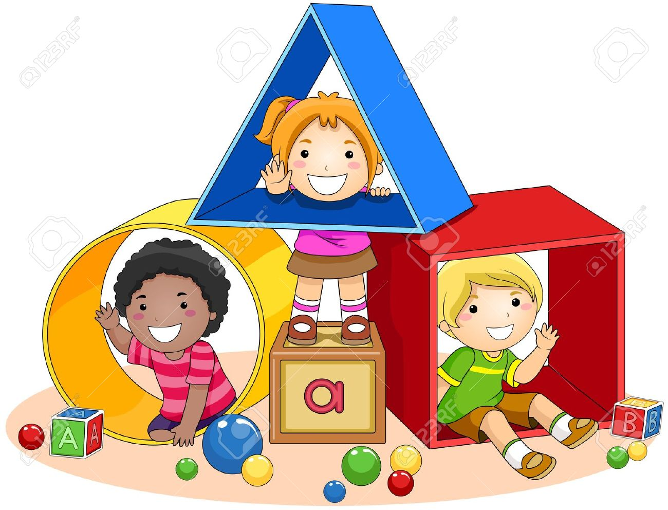 Toy clipart classroom #1