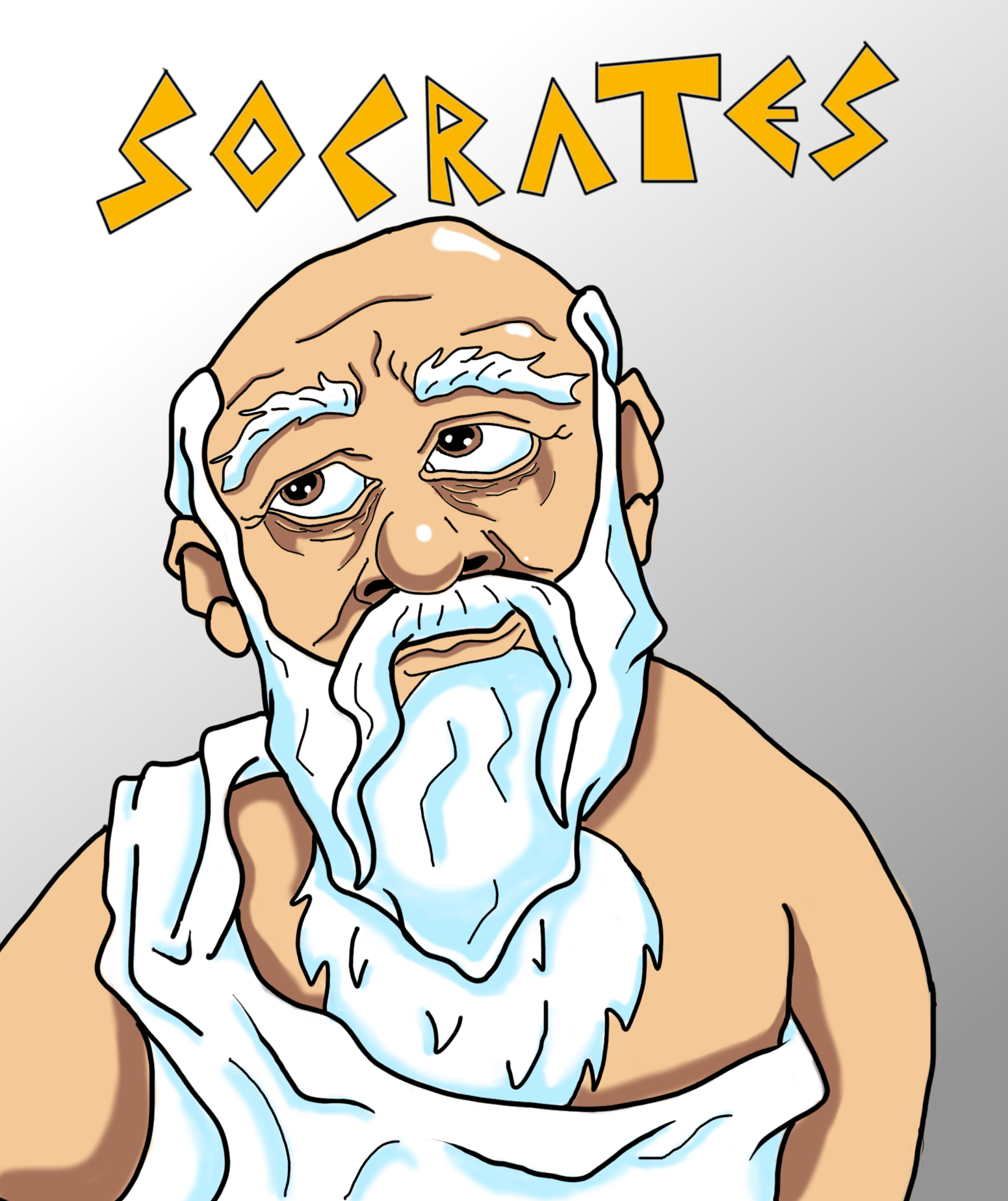 Philosophy clipart socrates Mitch There Plato's in Francis