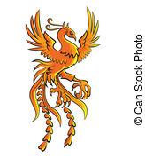 Phoenix clipart  bird Tribalium8/724; 127 Phoenix