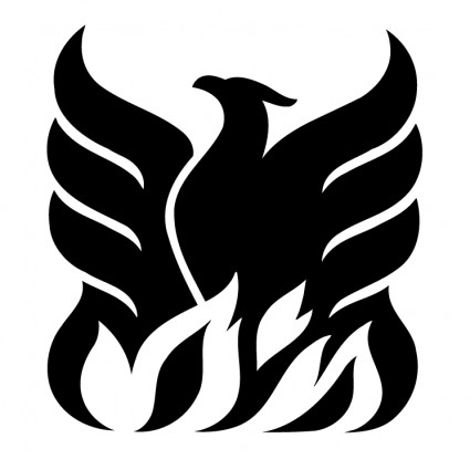 Phoenix clipart heraldry Download Art on  Clipart
