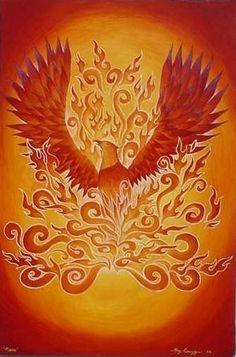 Phoenix clipart ash clipart Rising phoenix meaning from Phoenix