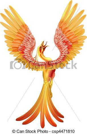 Phoenix clipart ash clipart Phoenix  A ashes rising