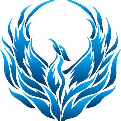 Phoenix clipart blue Phoenix (@BluePhoenixScan) Blue Twitter Phoenix