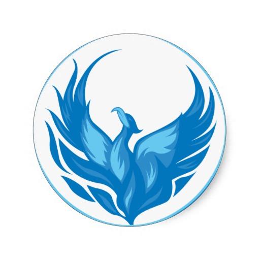 Phoenix clipart blue Design Cool phoenix Phoenix Cool