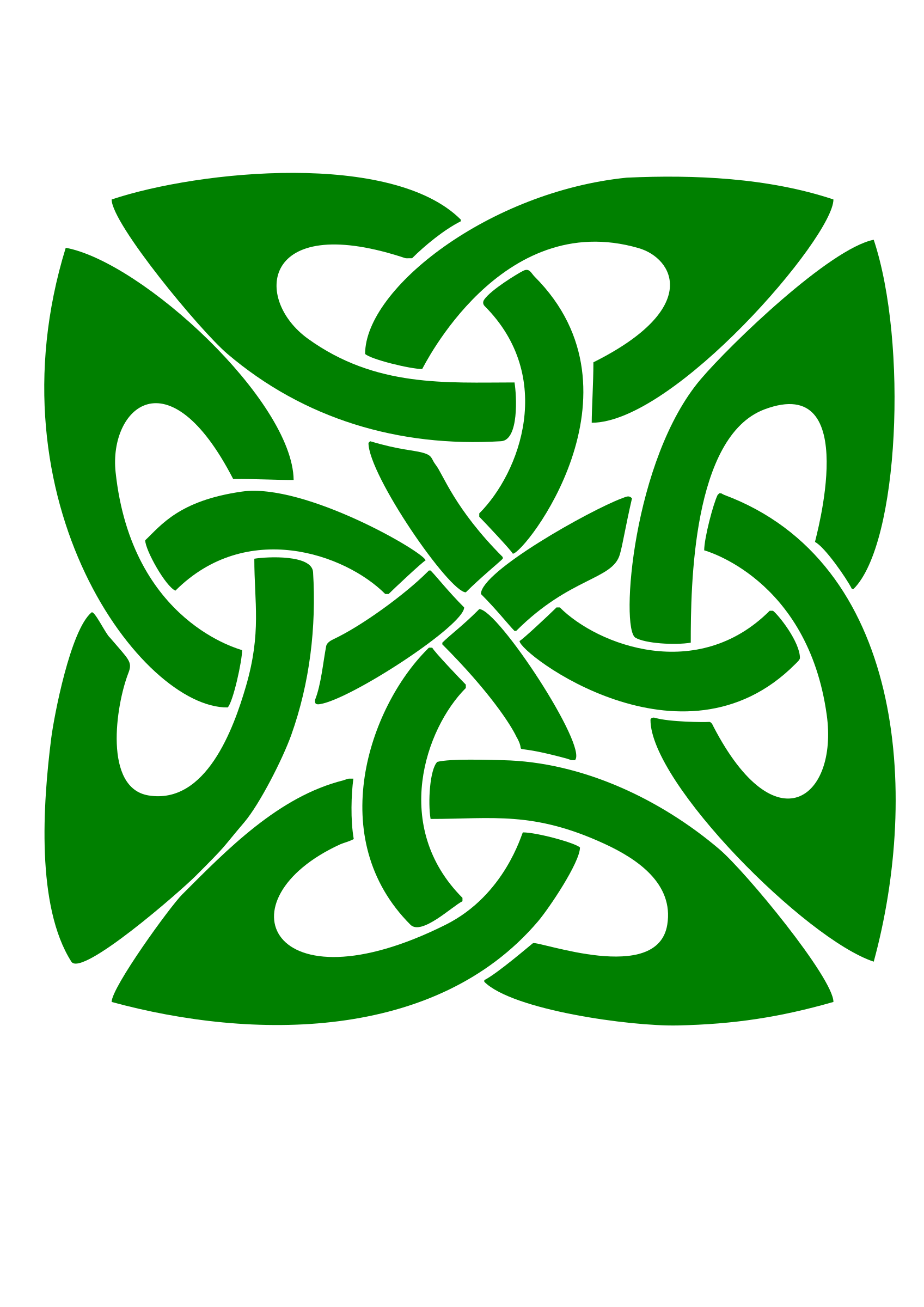 Celt clipart celtic art #11