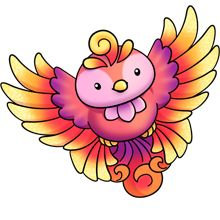 Phoenix clipart cute Images best images 83 on