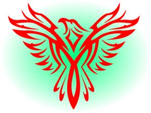 Phoenix clipart green Com royalty Art Clip at