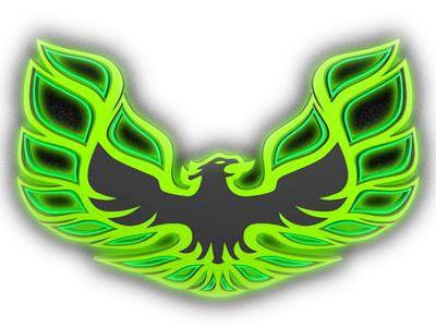 Phoenix clipart green Art  Phoenix Fire Download