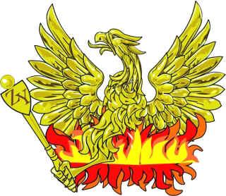 Phoenix clipart heraldry Symbol examples symbols heraldic phoenix