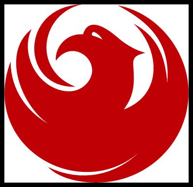 Phoenix clipart heraldry Phoenix clip Clip  1