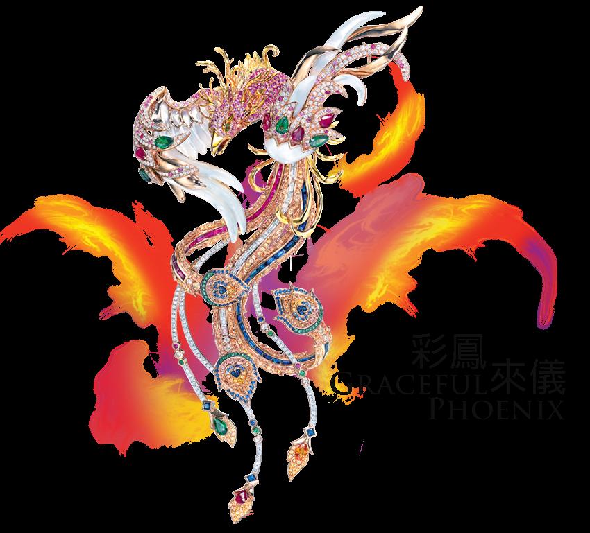 Phoenix clipart hong Kong