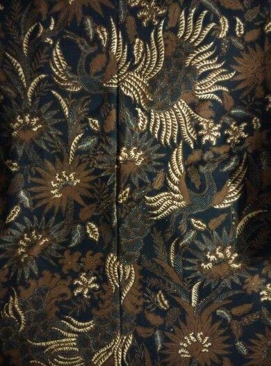 Fenix clipart motif batik 1950 circa Pinterest color phoenix