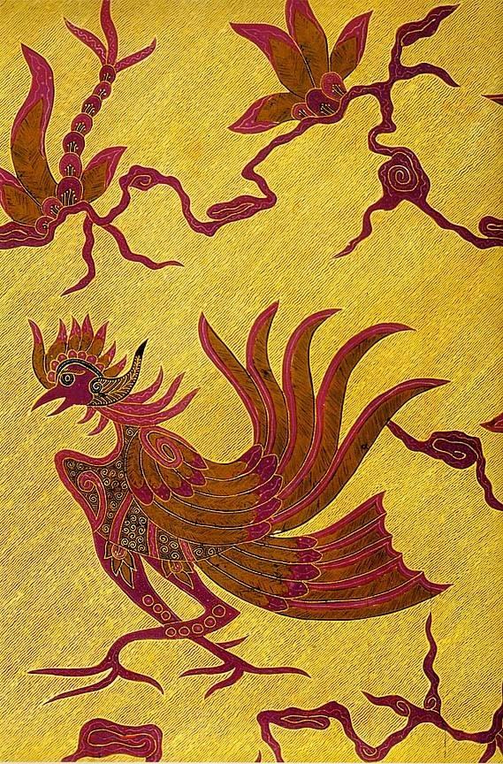 Fenix clipart motif batik BATIK best on Pinterest 311