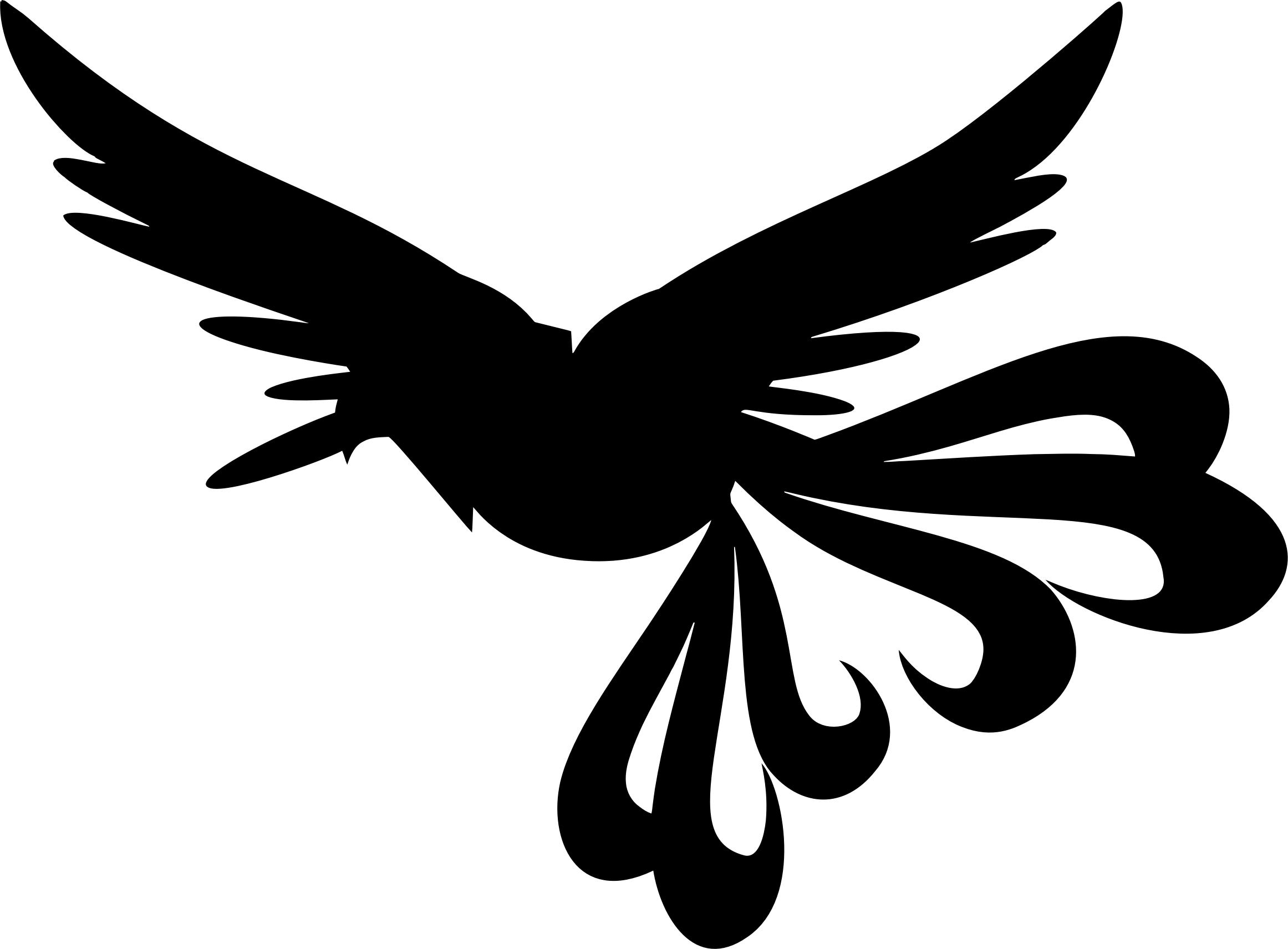 Phoenix clipart silhouette Phoenix Silhouette Clipart Phoenix Silhouette