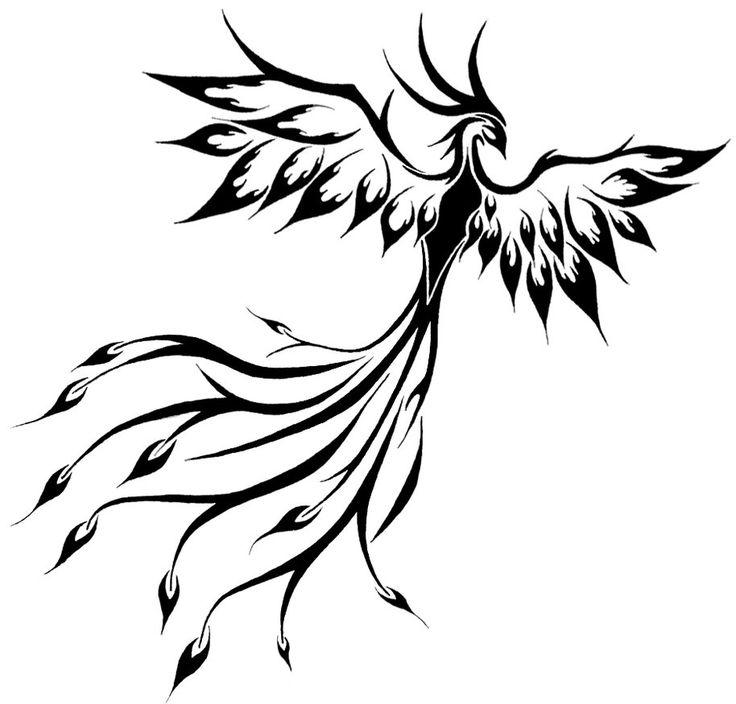 Fenix clipart tribal Pinterest you ideas final phoenix