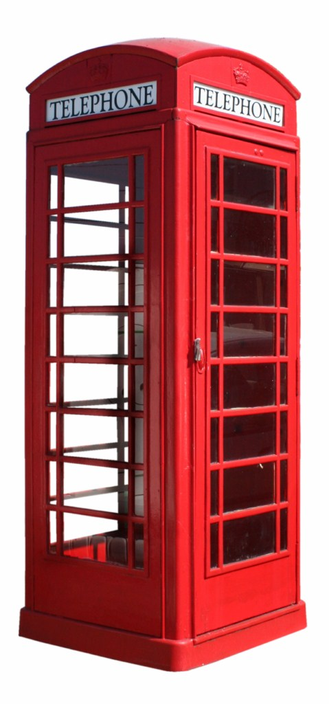 Phone Booth clipart British a How Box bloody