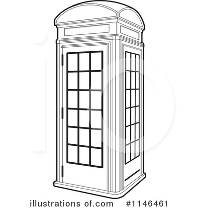 Phone Booth clipart Stock Perera Sample Royalty (RF)