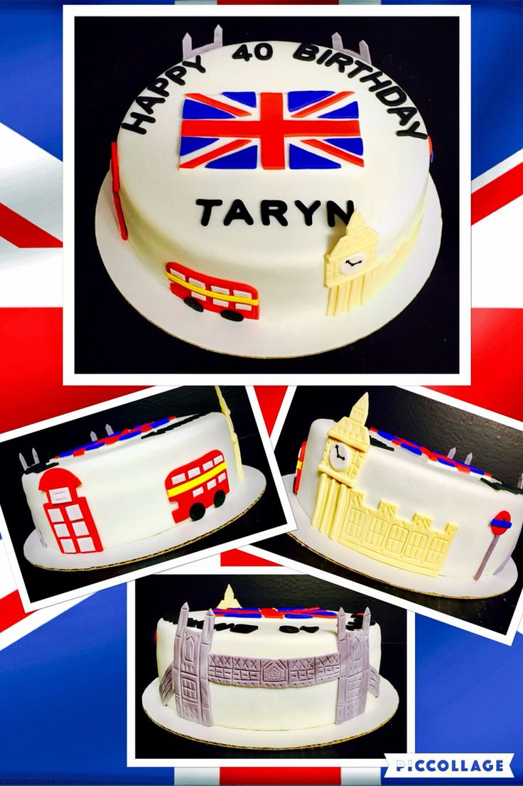 Phone Box clipart london underground With fondant 17 Ben Bridge