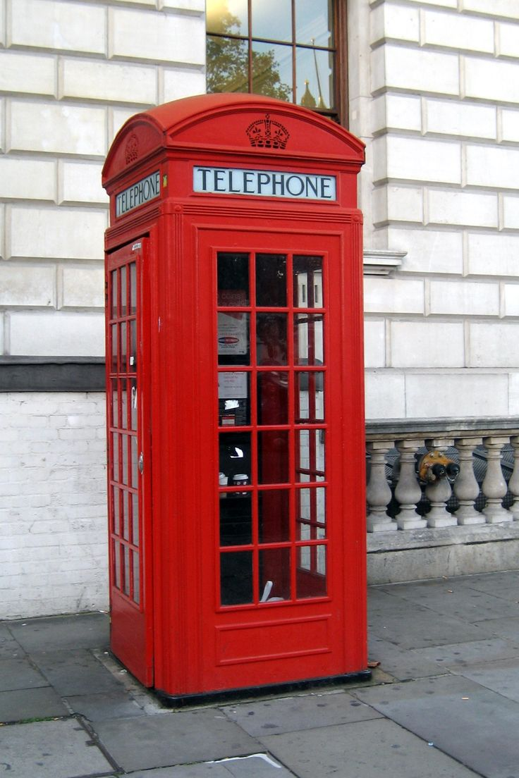 Phone Box clipart public telephone Phone red box best this