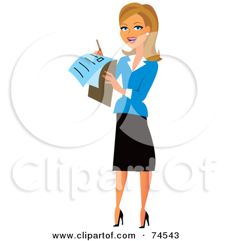 Brunette clipart female manager Clipart collection d Free Businesswoman