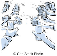 Phone clipart camera phone Phone Phone Illustrations 827 camera