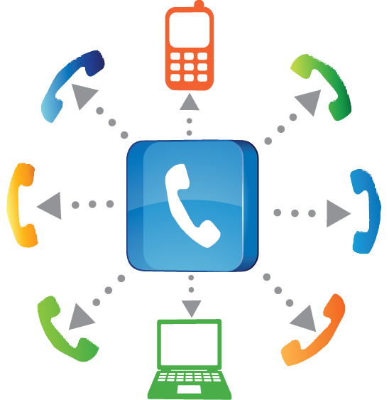 Phone clipart conference call #12