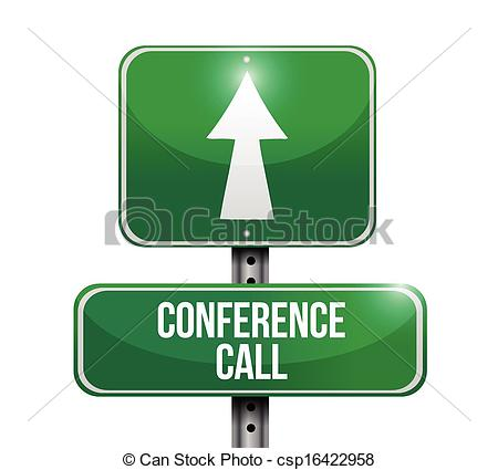 Phone clipart conference call #8