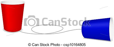 Phone clipart cup Of concept Plastic csp10164805 business