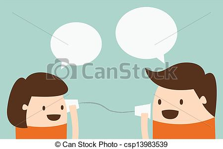 Phone clipart cup Young and talking girl Search