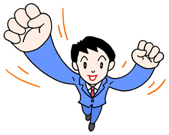 Clipart collection businessman Business Energetic