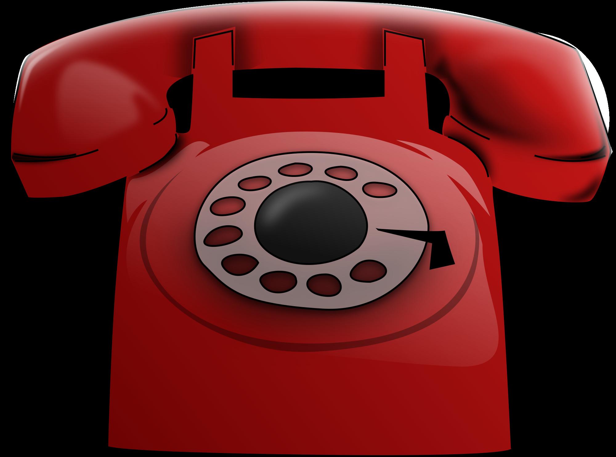 Phone clipart landline phone Line Clipart Land Line Clipart