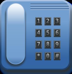 Phone clipart landline phone Phone Clipart Landline Phone clipart