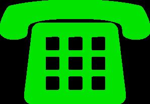 Phone clipart landline phone Landline Landline art Telephone Clker