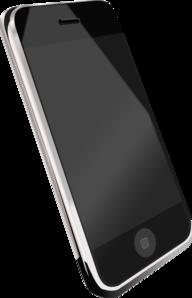 Phone clipart modern Online com clip Clker Art