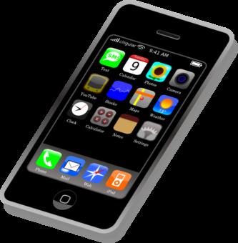 Phone clipart modern Phone #1157 « Phone Phone
