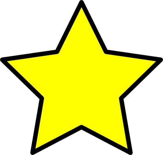 Phone clipart star #9