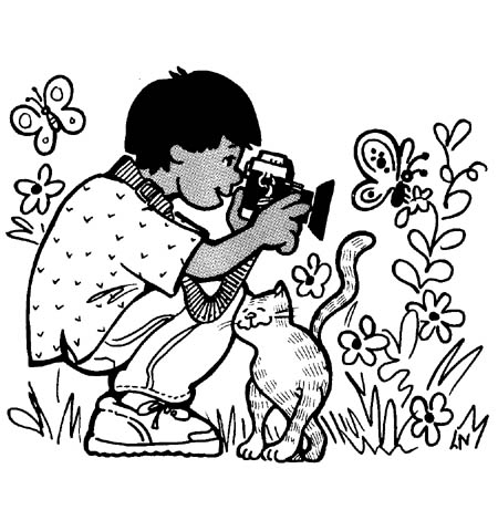 Photography clipart black and white White black Photography free Photography
