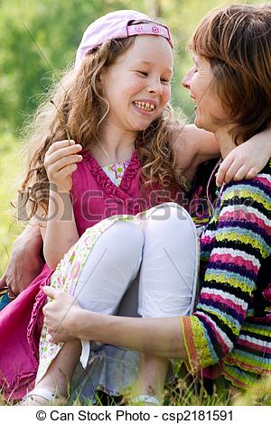 Photography clipart childhood Childhood Mother of and daughter
