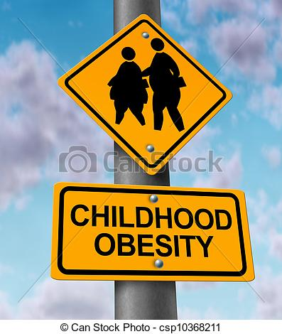 Photography clipart childhood Obesity Childhood of obesity concept