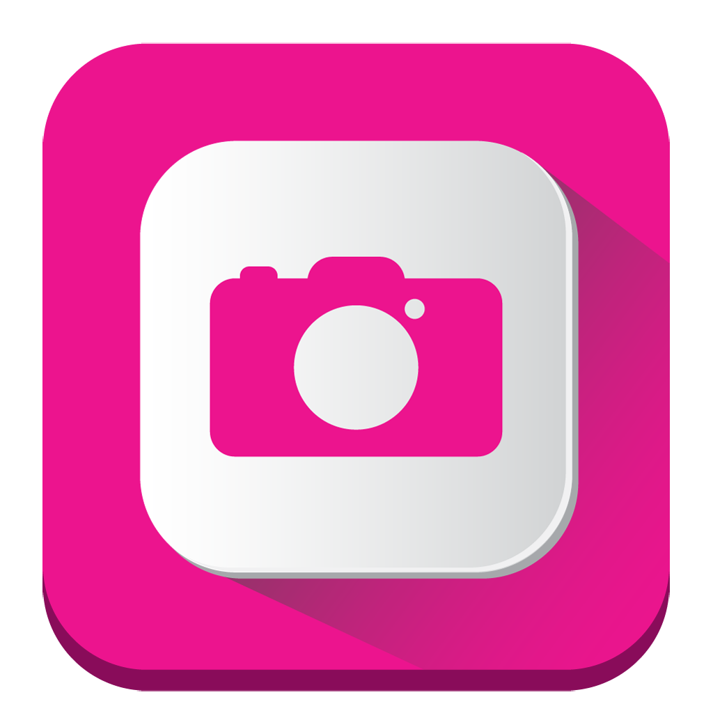 Photography clipart pink camera Pink Art Clip  Free