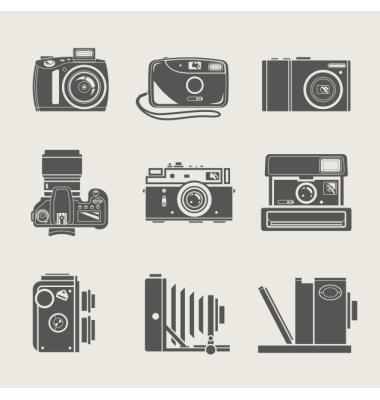 Photography clipart vector art Royalty Royalty Stock Clipart Clipart