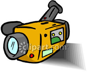 Actor clipart video recorder Source Clipart Recording Video pic