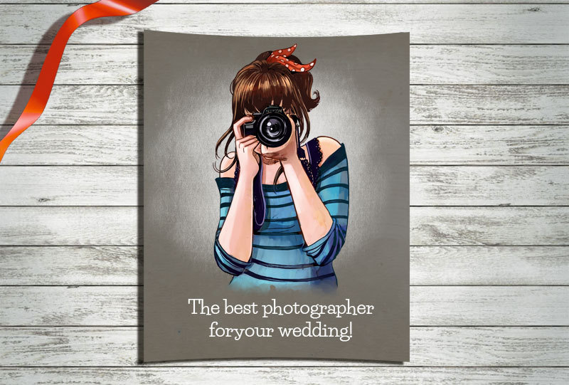 Photography clipart woman photographer File is art digital This