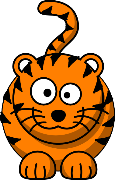 Simple clipart tiger Art Clipart Free baby%20tigger%20clipart Tiger