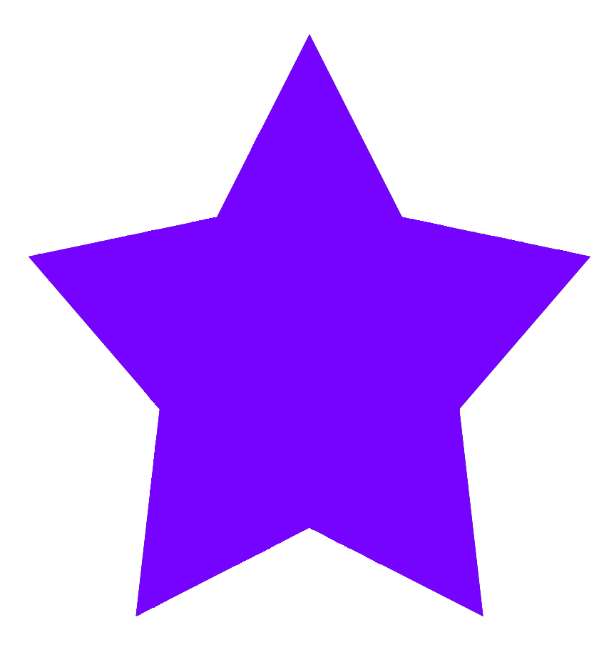 Photos clipart coloured star Star colors: in The star